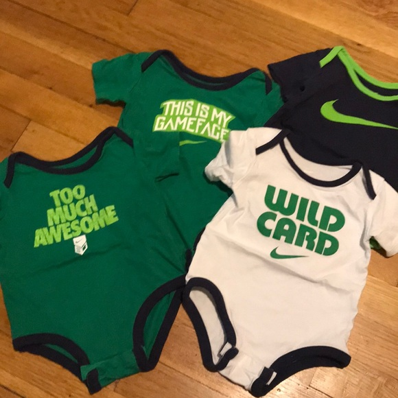 Nike Baby Boy Body Suits